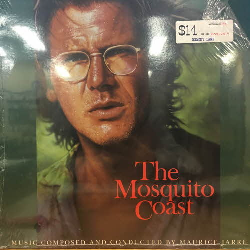 Maurice Jarre/The Mosquito Coast (OST, 미개봉, still sealed)
