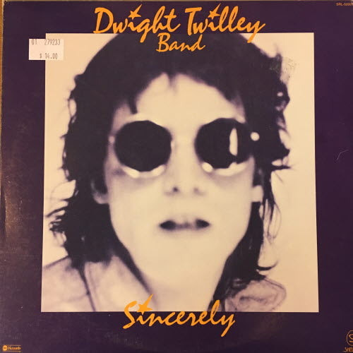 Dwight Twilley Band/Sincerely
