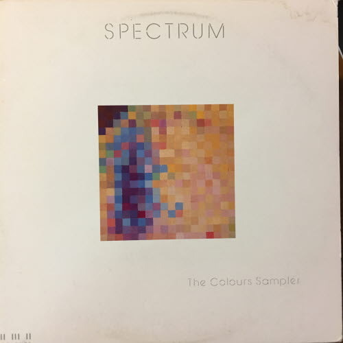 Spectrum - The Colours sampler