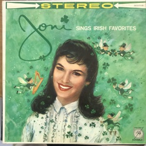 Joni James Sings Irish Favorites