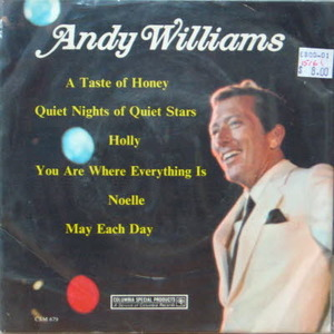 Andy Williams/A taste of honey