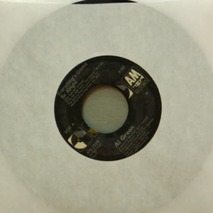 Al Green/Everything's gonna be alright(7inch)