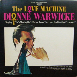 Dionne Warwicke/The Love Machine(미개봉, sealed)