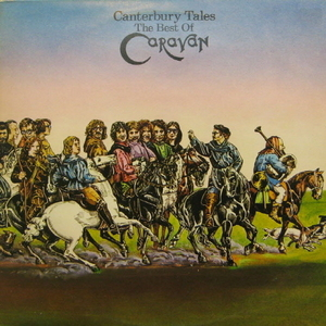 Caravan/Canterbury Tales-The Best (2lp)