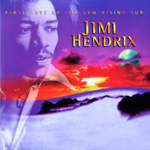 Jimi Hendrix/First rays of the new rising sun(미개봉 2lp, 180g)