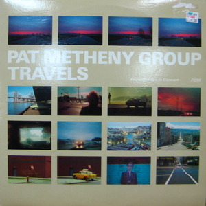 Pat Metheny Group/Travels(2lp, live)