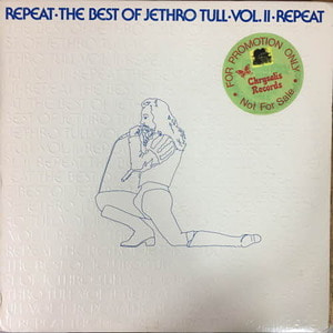 Jethro Tull/Repeat The Best of Jethro Tull vol.II