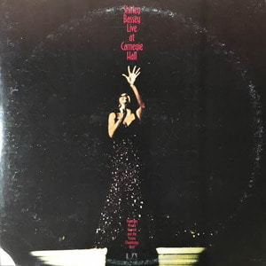 Shirley Bassey/Live At Carnegie Hall(2LP)