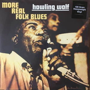 Howling Wolf/More Real Folk Blues(미개봉, 180g)