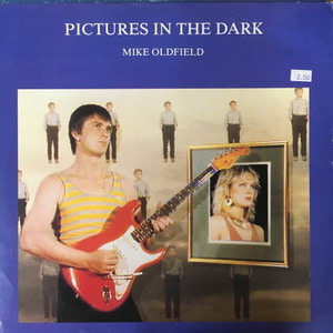 "Mike Oldfield/Pictures In The Dark(12"")"