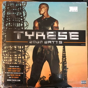 Tyrese/2000 Watts(미개봉 2lp, still sealed)