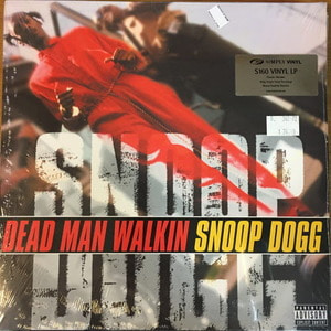Snoop Dogg/Dead man walkin(미개봉, 2lp)