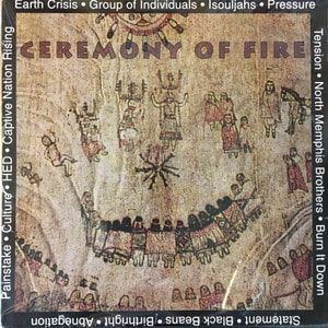 Various ‎Aritsts – Ceremony Of Fire(미개봉, still sealed)