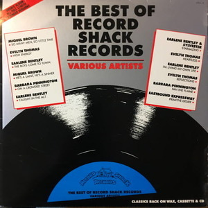 The Best of Record Shack Records-Various ARtists