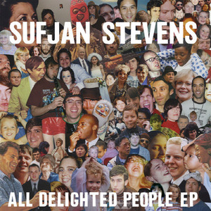 Suf Jan Stevens - All delighted people EP(2lp)