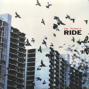Ride - OX4_The best of Ride(2lp, 칼라비닐)