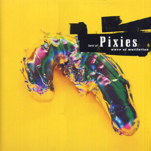 Pixies ‎– Best Of Pixies (Wave Of Mutilation) - 미개봉 2lp color vinyl