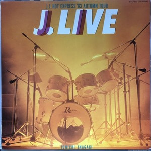 Junichi Inagaki /J.Live (J.I. Hot Express '83 Autumn Tour)