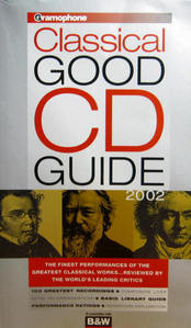 [서적]GRAMOPHONE CLASSICAL GOOD CD GUIDE