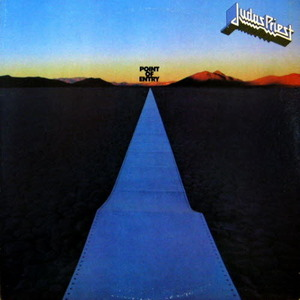 Judas Priest/Point of entry