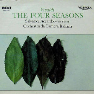 THE FOUR SEASONS, SALVATORE ACCARDO
